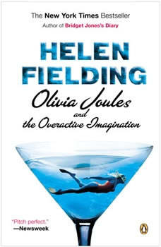 Olivia Joules and the Overactive Imagination, Helen Fielding