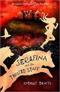 Serafina and the Twisted Staff, Robert Beatty