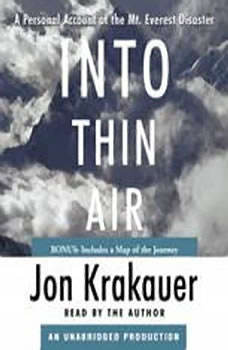 Into thin air book download