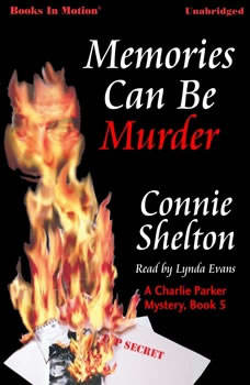 Memories Can Be Murder, Connie Shelton