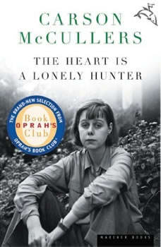 The Heart Is A Lonely Hunter, Carson Mc Cullers