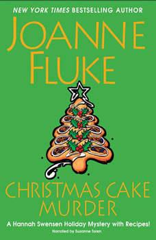Christmas Cake Murder, Joanne Fluke