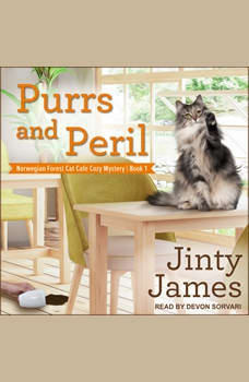 Purrs and Peril, Jinty James