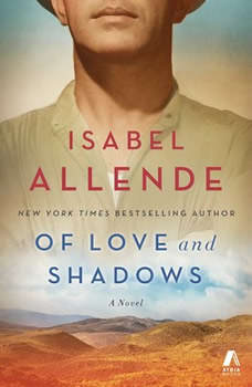 Of Love and Shadows: A Novel, Isabel Allende