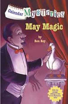 Calendar Mysteries #5: May Magic, Ron Roy