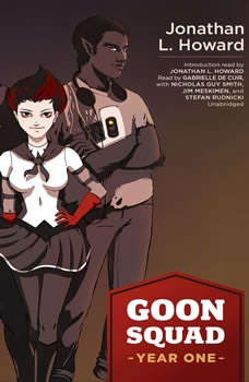 Goon Squad: Year One Year One, Jonathan L. Howard