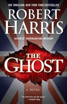 The Ghost, Robert Harris