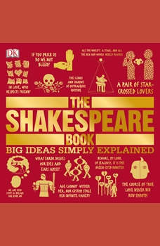 The Shakespeare Book: Big Ideas Simply Explained, DK