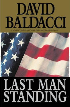 Last Man Standing, David Baldacci