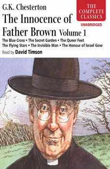 The Innocence of Father Brown – Volume 1, G.K. Chesterton