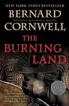 The Burning Land, Bernard Cornwell