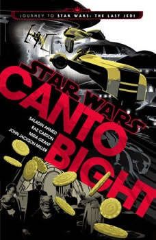 Canto Bight (Star Wars): Journey to Star Wars: The Last Jedi, Saladin Ahmed