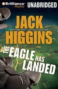 The Eagle Has Landed, Jack Higgins