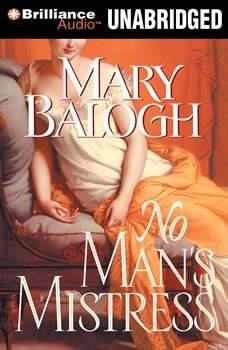 No Man's Mistress, Mary Balogh