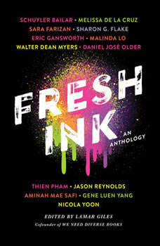 Fresh Ink: An Anthology, Lamar Giles