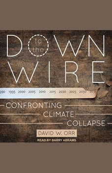 Down to the Wire: Confronting Climate Collapse, David W. Orr