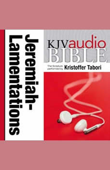 Pure Voice Audio Bible - King James Version, KJV: (20) Jeremiah and Lamentations, Zondervan