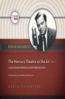 The Mercury Theatre on the Air, Vol. 1, Hollywood 360