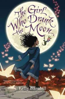 The Girl Who Drank the Moon, Kelly Barnhill