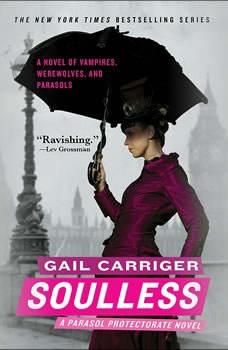 Soulless, Gail Carriger