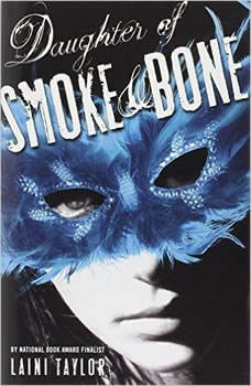 Daughter of Smoke & Bone, Laini Taylor