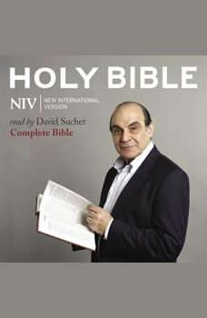 NIV, Complete NIV Audio Bible, Audio Download, David Suchet