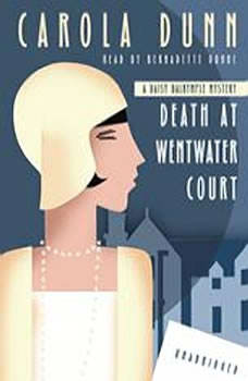 Death at Wentwater Court, Carola Dunn