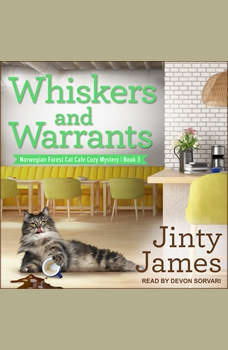 Whiskers and Warrants, Jinty James
