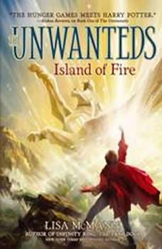 Island of Fire, Lisa McMann