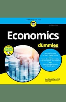 Economics for Dummies: 3rd Edition, PhD Flynn