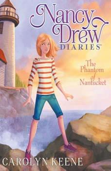 The Phantom of Nantucket, Carolyn Keene