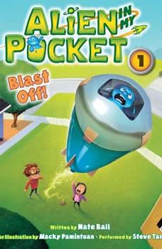 Alien in My Pocket: Blast Off!, Nate Ball