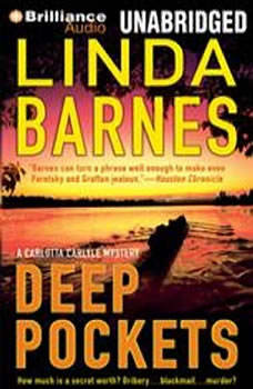Deep Pockets, Linda Barnes