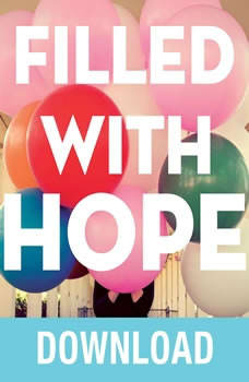 Filled with Hope: Turning Doubt and Discouragement into Confident Expectation and Daily Amazement, Joyce Meyer