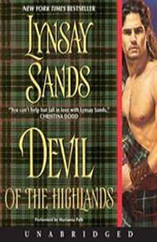 Devil of the Highlands, Lynsay Sands