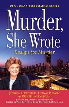 Murder, She Wrote: Design for Murder, Jessica Fletcher