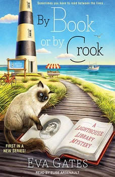 By Book or by Crook, Eva Gates