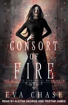 Consort of Fire: A Paranormal Reverse Harem Novel, Eva Chase