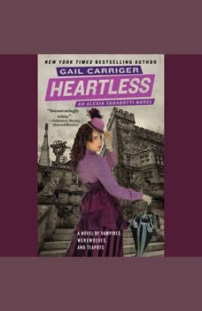 Heartless, Gail Carriger