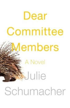 Dear Committee Members, Julie Schumacher