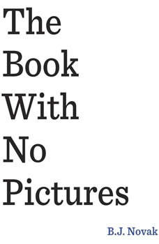 The Book with No Pictures, B. J. Novak