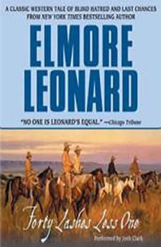 Forty Lashes Less One, Elmore Leonard