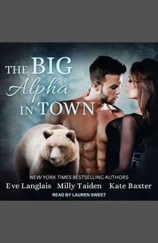 The Big Alpha in Town, Kate Baxter