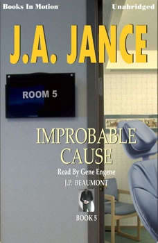 Improbable Cause, J.A. Jance