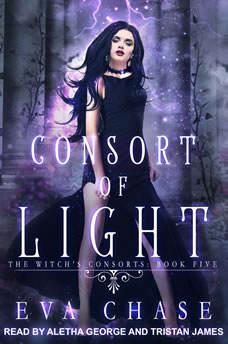 Consort of Light: A Paranormal Reverse Harem Novel, Eva Chase