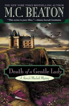 Death of a Gentle Lady, Beaton, M. C.