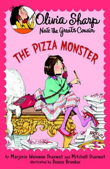 The Pizza Monster, Marjorie Weinman Sharmat