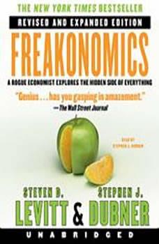 Freakonomics Rev Ed, Steven D. Levitt