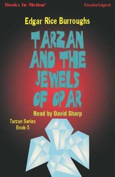 Tarzan And The Jewels Of Opar, Edgar Rice Burroughs