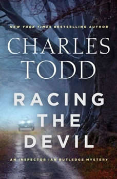Racing the Devil: An Inspector Ian Rutledge Mystery, Charles Todd